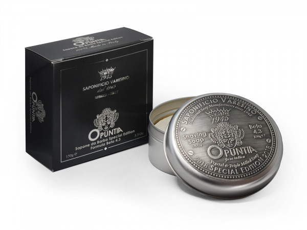 Opuntia Special Edition Shaving Soap