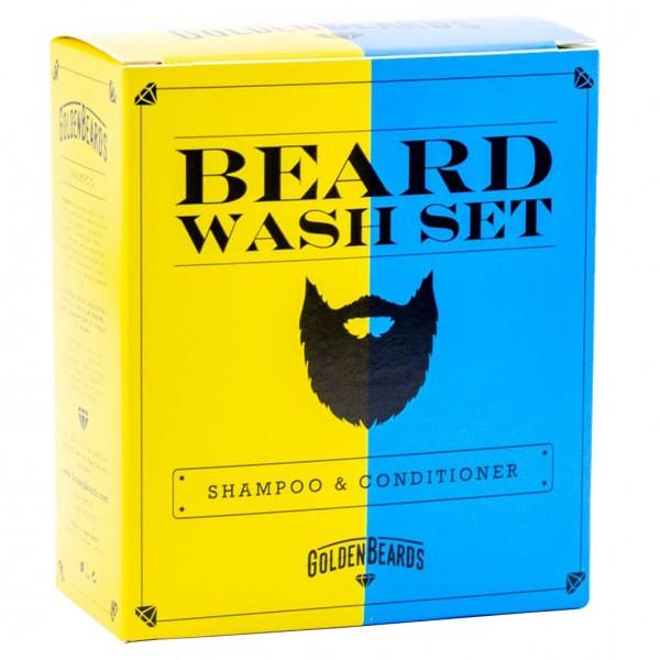 Beard Wash Set