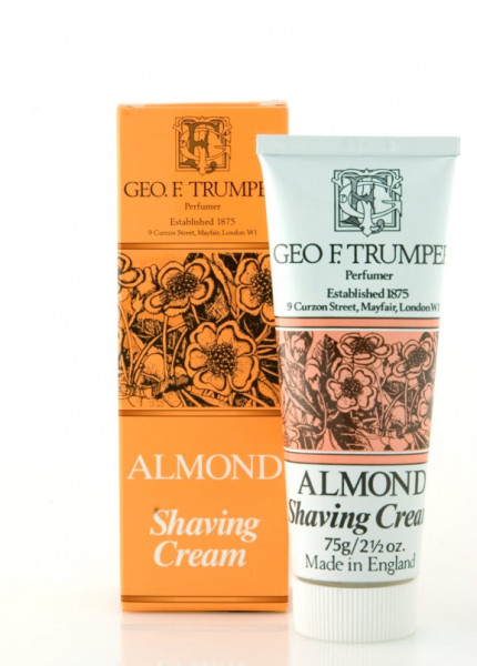 Almond Oil Soft Shaving Cream