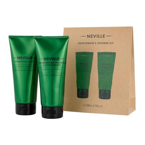 neville gentlemens shower kit