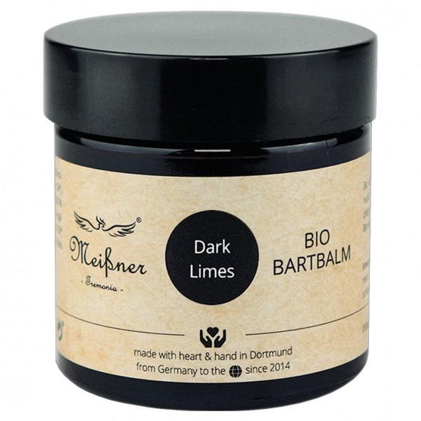Bio Bartbalm Dark Limes