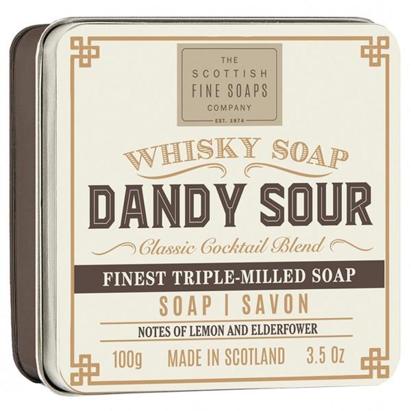 Whisky Soap Dandy Sour