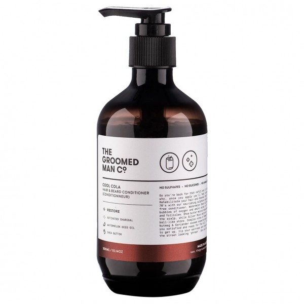 Cool Cola Hair & Beard Conditioner
