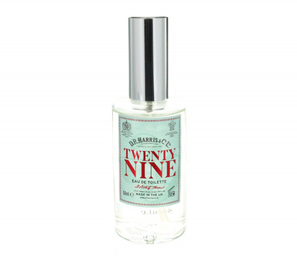 twenty nine eau de toilette