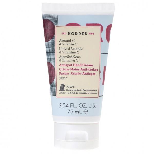 Korres Hand- und Nagelpflege Almond oil & Vitamin C Handcreme Anti-Dark-Spot