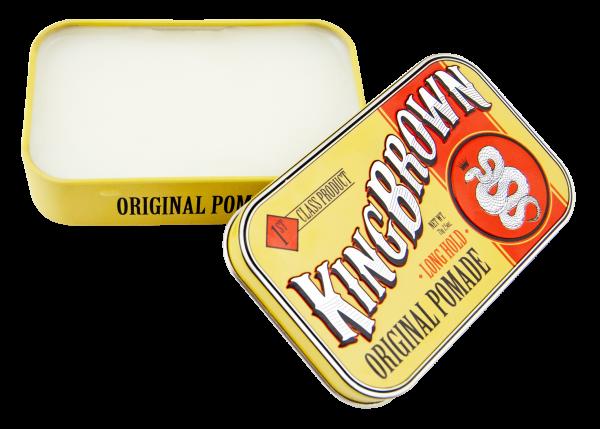 Original Square Tin