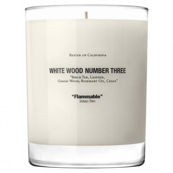 White Wood Number Three