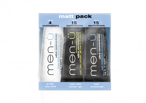 men-Ü Matt Pack