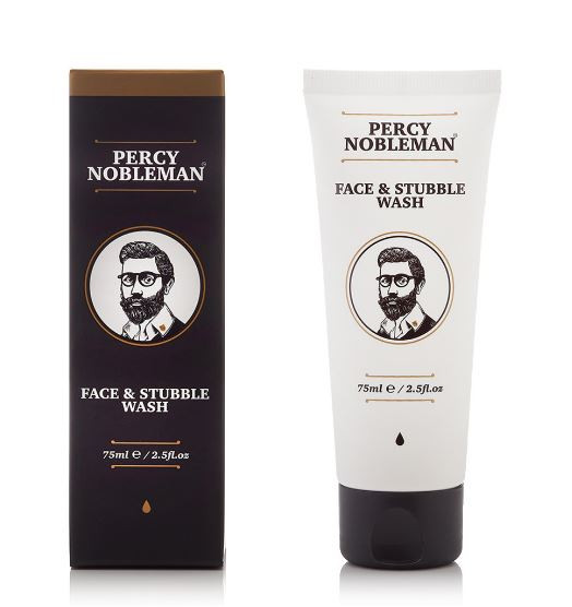 Percy Nobleman Face & Stubble Wash
