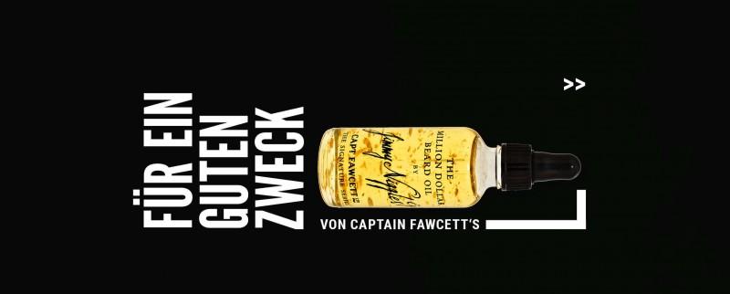 Captain Fawcett´s Bart Öl