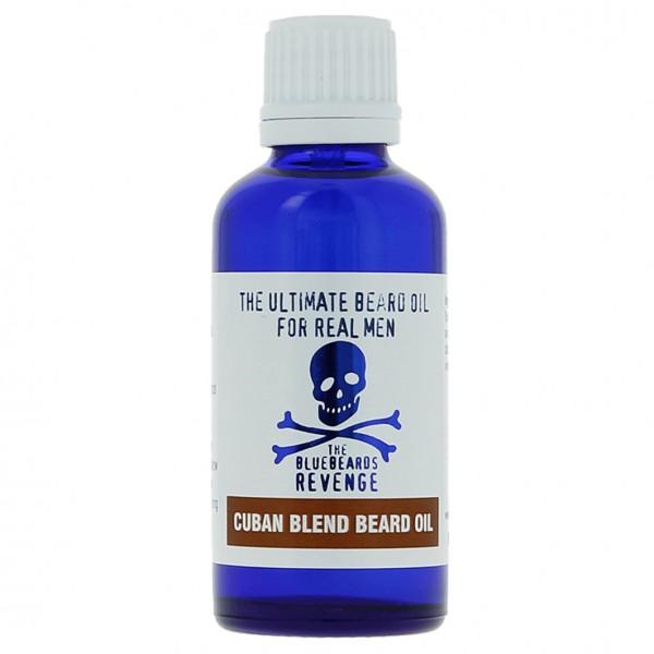 Cuban Blend Beard Oil