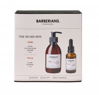 Barberians Beard Box