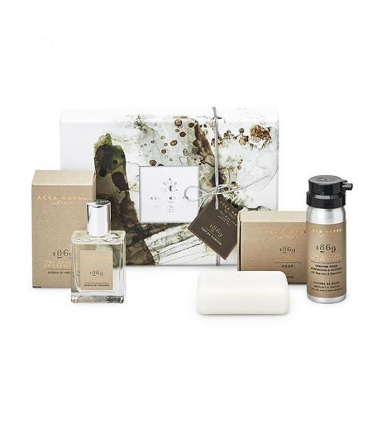 White Moss Gift Set Shaving