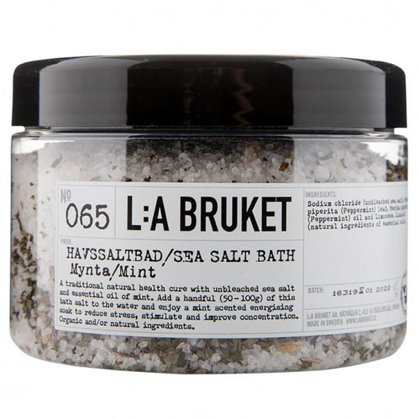 No. 065 Sea Salt Bath Mint