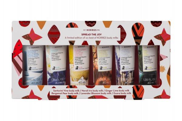 The Best of Body Milk Collection - Reisegrößen-Set