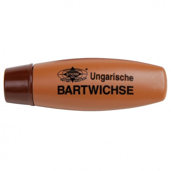 Ungarische Bartwichse farblos