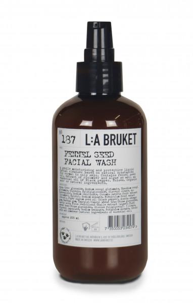No. 187 Facial Wash Fennel Seed 190 ml