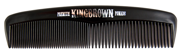 Black Pocket Comb