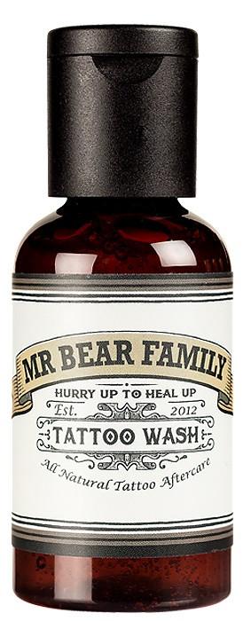 Mr. Bear Family - Tattoo Wash   Tattoo Pflege