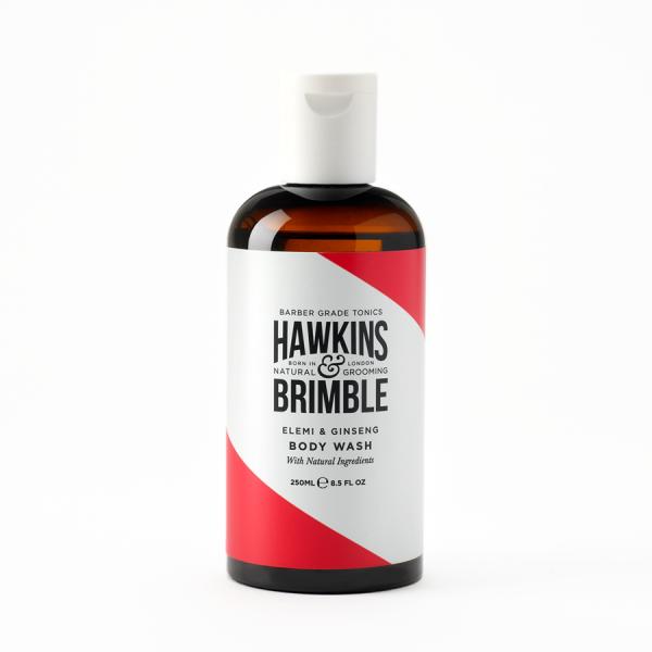 Hawkins & Brimble Elemi & Ginseng Body Wash