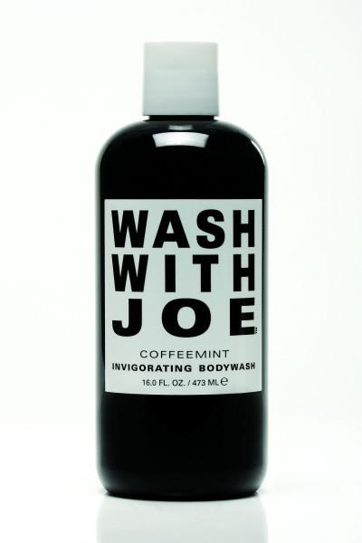 Wash With Joe Coffeemint Invigorating Bodywash