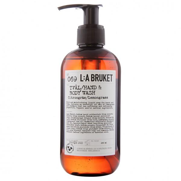 No. 069 Liquid Soap Lemongrass 250ml