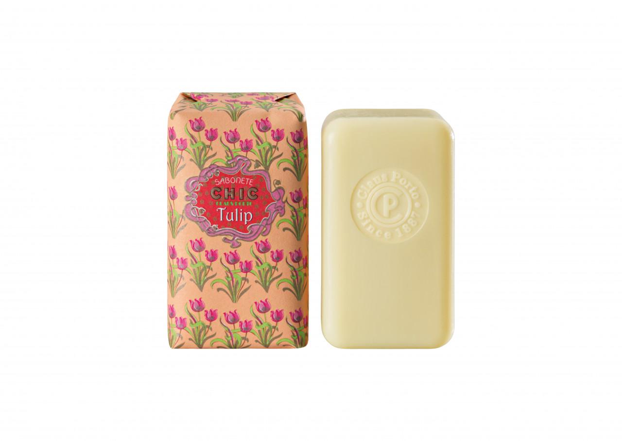 claus-porto-chic-tulip-fantasia-mini-soap-seife