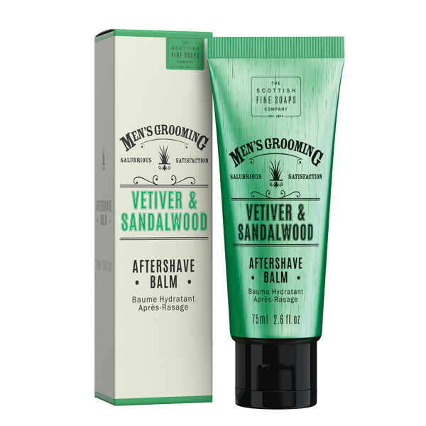Vetiver & Sandalwood Aftershave Balm