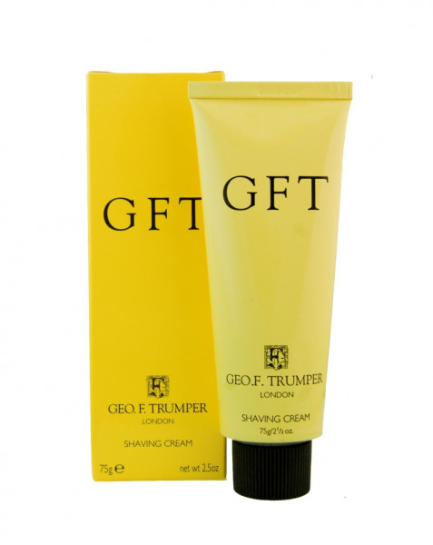 GFT Soft Shaving Cream Tube