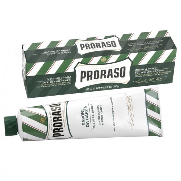 Professional Rasiercreme Green Refresh 150 ml