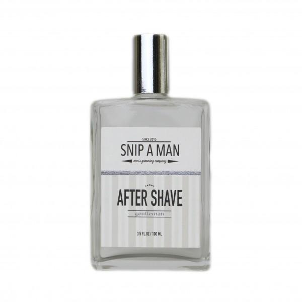 After Shave gentleman