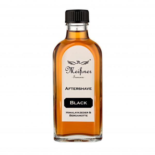 Aftershave Black Himalayazederöl & Bergamotte