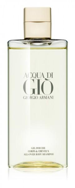 Acqua Di Gio Pour Homme All Over Body Shampoo 200ml