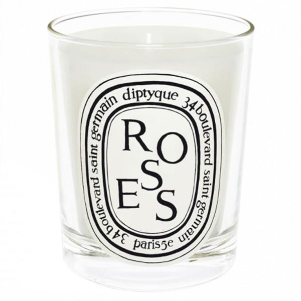 Mini Candle Roses