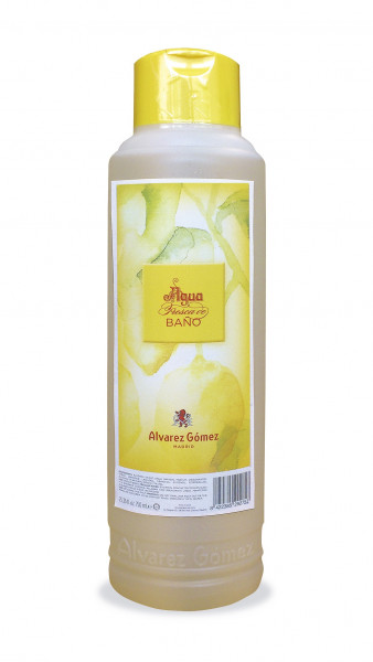 Agua Fresca Lemon