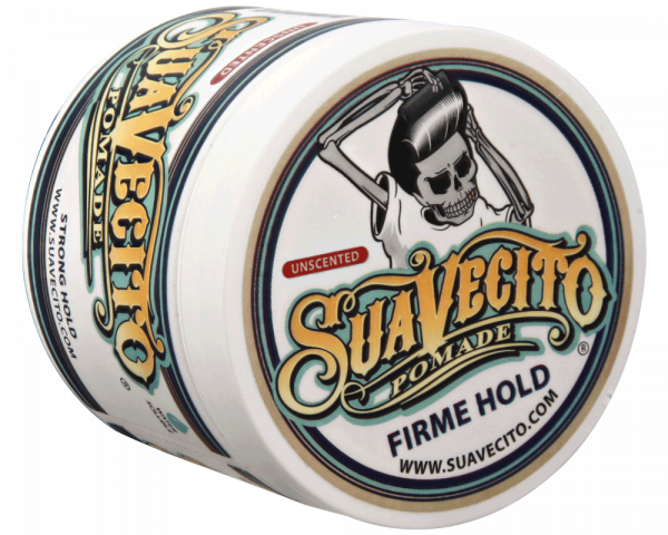 Suavecito Unscented Pomade Firme Hold