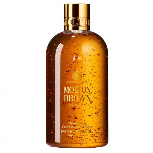 Mesmerising Oudh Accord & Gold Bath & Shower Gel