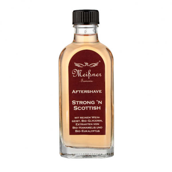 Aftershave Strong' n Scottish