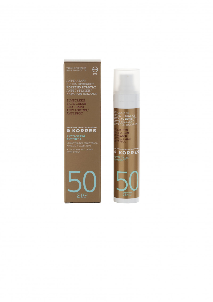 korres-natural-products-red-grape-anti-ageing-anti-spot-spf-50-sonnenpflege