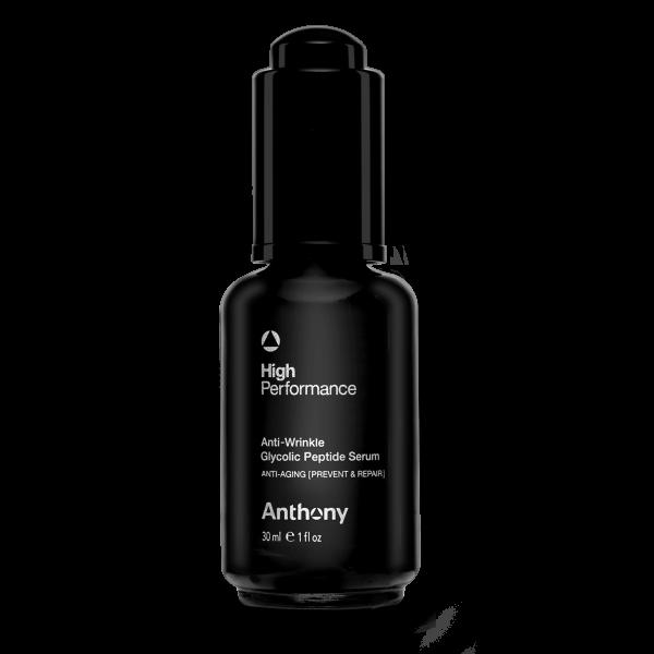 Anthony High Performance Anti-Wrinkle Glycolic Peptide Serum