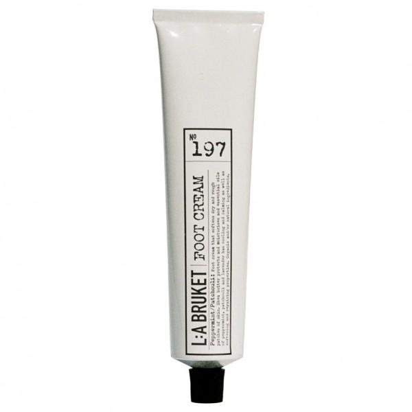 No. 197 Foot Cream Peppermint/Patchouli 70 ml