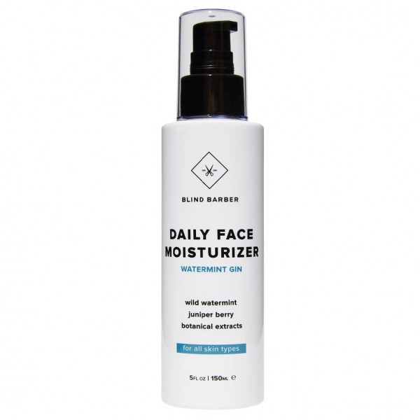 Watermint Gin Daily Moisturizer/After Shave