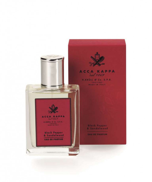 Black Pepper & Sandalwood Eau de Parfum Spray