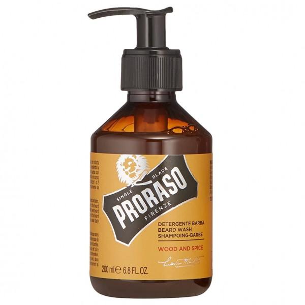 Beard Wash Wood and Spice