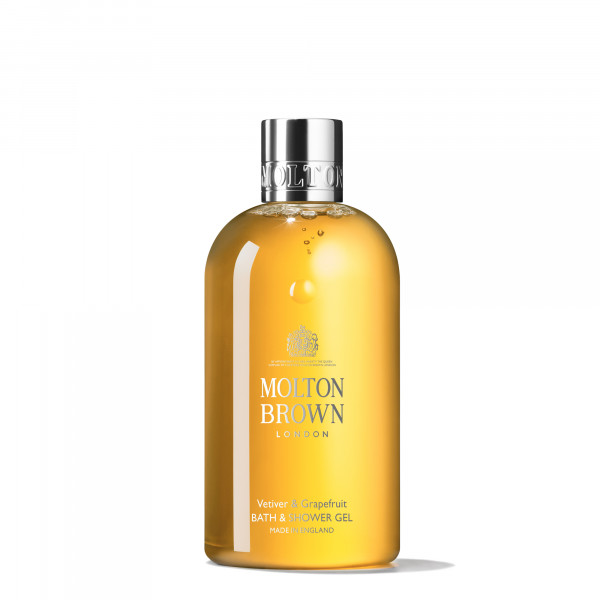 Grapefruit & Vetiver Bath & Shower Gel