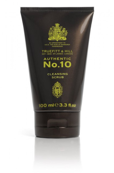 Authentic No. 10 Cleansing Scrub von Truefitt & Hill