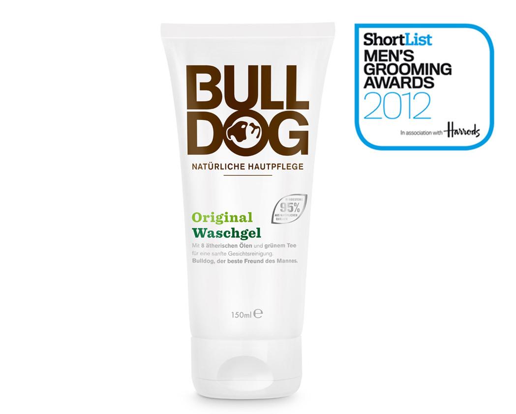 Bulldog - Original Waschgel | Gesicht