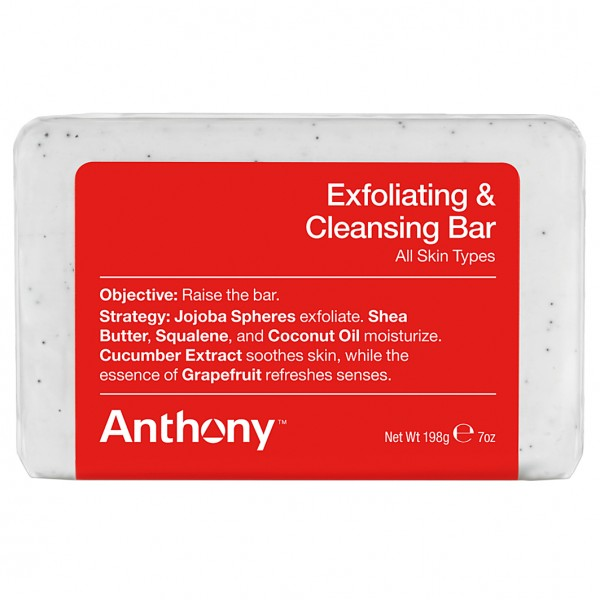 Exfoliating & Cleansing Bar