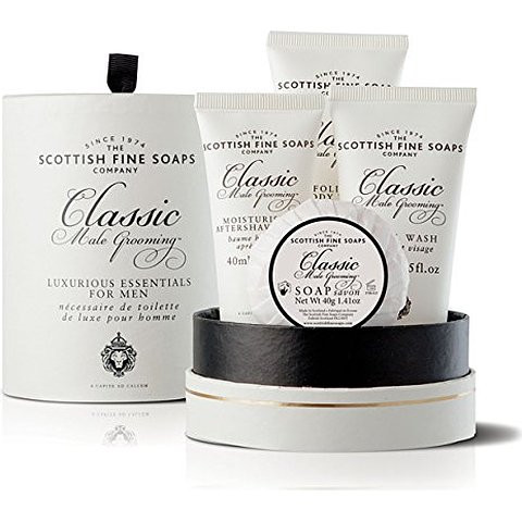 Scottish Fine Soaps ´´Classic Male Grooming Essentials´´
