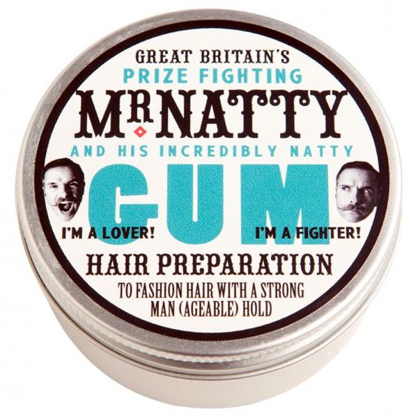 Gum Hair Preparation